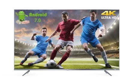TCL 4K LED TV prijamnik 50DP660, Android 7.0