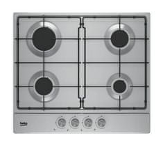 Beko plinska kuhalna plošča HIAG64223SX