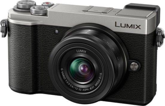Panasonic Lumix DC-GX9 + 12-32 Silver (DC-GX9KEG-S)