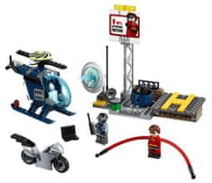 LEGO Juniors 10759 Elastični: preganjanje na strehi