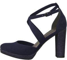 Tamaris ženski čevlji s peto