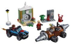 LEGO Juniors 10760 Banková lúpež Podkopávača