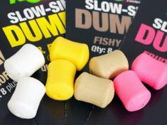 Korda Dumbell Slow Sinking Fruity Squid Růžová Ovoce-Oliheň
