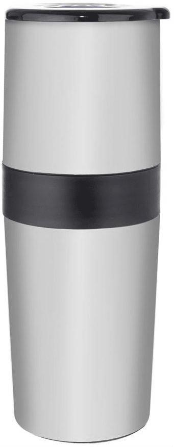 Orion Mlýnek na kávu a termoska 2v1 z nerezové oceli