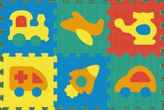 Lamps Pěnový koberec puzzle doprava