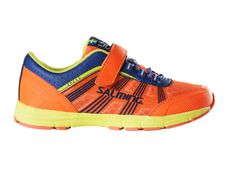 Salming Speed Kid Velcro Orange