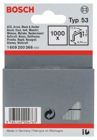 Bosch tanka žična sponka tip 53 (1609200366)