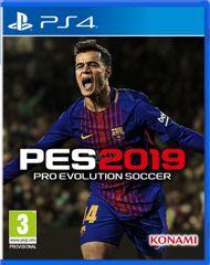 Konami Pro Evolution Soccer 2019 (PS4)