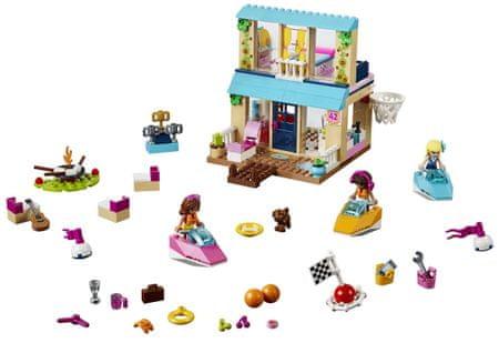 LEGO Juniors 10763 Stephanie i njena kuća na jezeru