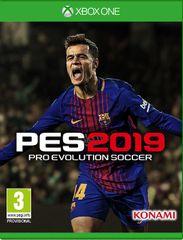 Konami Pro Evolution Soccer 2019 (Xbox One)