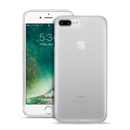 Puro ovitek za iPhone 7/8 Plus Plasma, prozoren