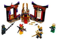 LEGO NINJAGO® 70651 Závěrečný souboj v trůnním sále