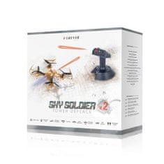 Forever Dron Sky Soldier + Tower Defence V2 DR-210A