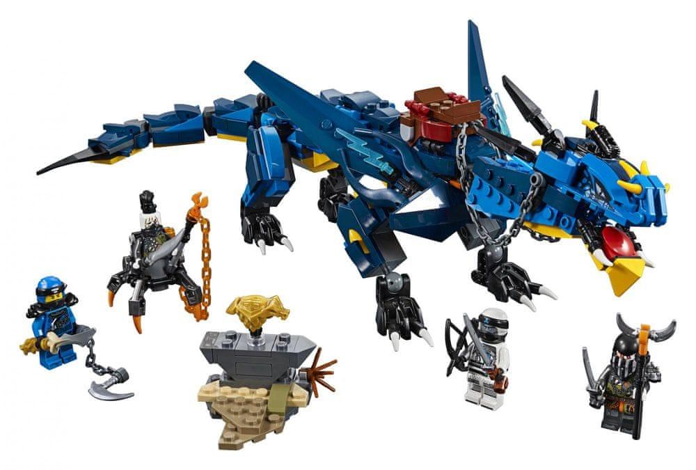 LEGO NINJAGO® 70652 Stormbringer