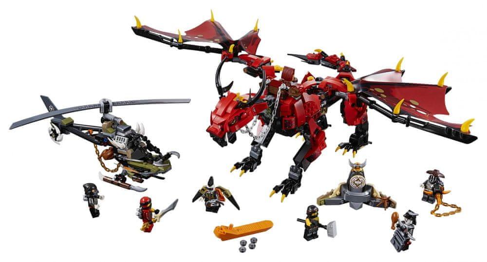 LEGO NINJAGO® 70653 Firstbourne