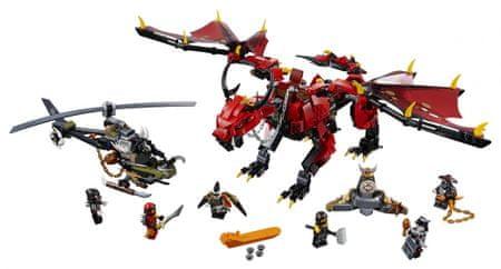 LEGO NINJAGO 70653 Firstbourne - mater vseh zmajev