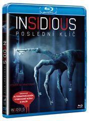 Insidious: Poslední klíč   - Blu-ray