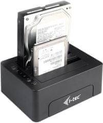 I-TEC USB 3.0 dokovací stanice na SATA HDD U3CLONEDOCK