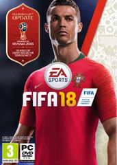 EA Games FIFA 18 - STANDARD EDITION PC