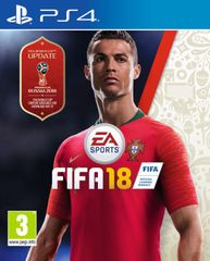 EA Games FIFA 18 - Standard edition PS4