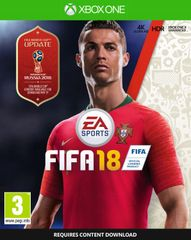 EA Games FIFA 18 - STANDARD EDITION Xbox ONE