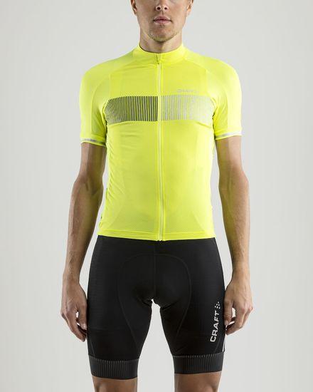 Craft moška majica Verve Glow Jersey M Snap/Black