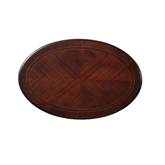 klupski stol Antika, ovalni