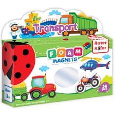 Lamps Pěnové magnety Dopravní prostředky