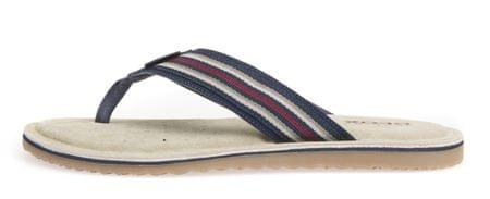 Geox férfi flip-flop papucs Artie 40 sötét kék