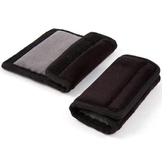 Diono osłona na pas samochodowy Soft Wrap Black