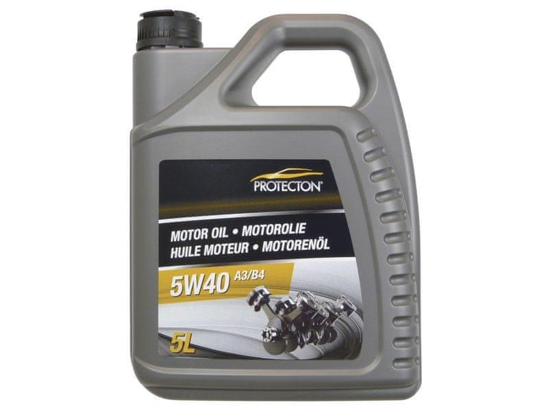 Protecton Syntetický motorový olej 5W40 A3/B4 5L
