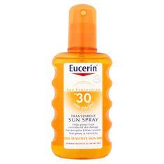 Eucerin krema za sončenje SPF 30, razpršilo, 200 ml