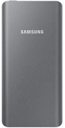 Samsung prenosna polnilna baterija 5.000 mAh, siva
