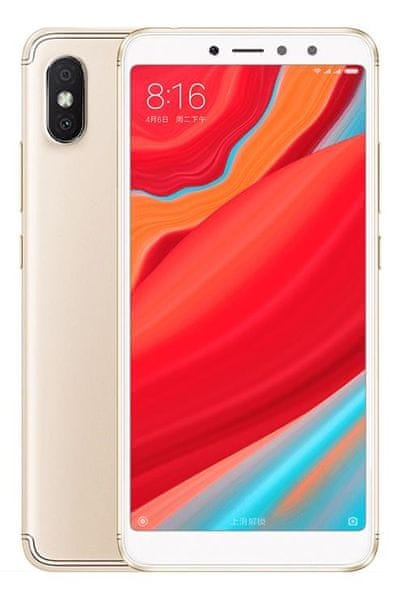 Xiaomi Redmi S2, 3GB/32GB Global Version, Gold