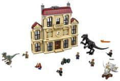 LEGO JurassicWorld Dinozavri na sedežu Lockwooda 75930