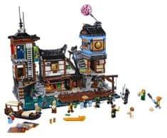 LEGO NINJAGO 70657  Pristanišče v NINJAGO City