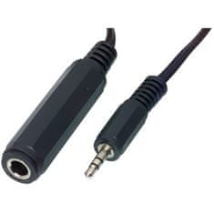 adapter iz 6,3 mm stereo (vhod) v 3,5 mm stereo (izhod)