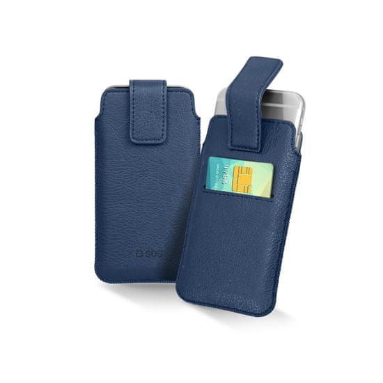 SBS univerzalna torbica za telefon, XL, modra
