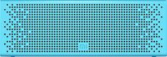 Xiaomi Bluetooth Speaker, modrý 16240