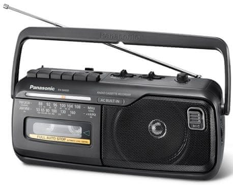Panasonic RX-M40DE, černá