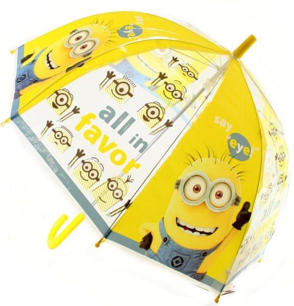 Lamps Deštník průhledný Mimoni