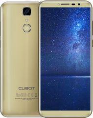 Cubot X18, DualSIM, LTE, 32 GB, 3GB RAM, zlatá
