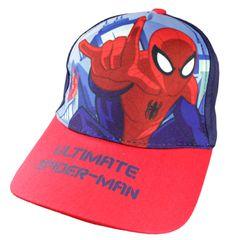 E plus M chlapecká kšiltovka Spiderman