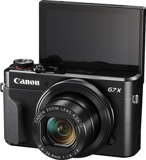 Canon PowerShot G7 X Mark II (1066C002)