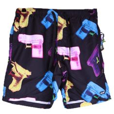 Neff P Shooter Short Black XL