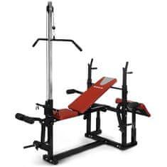 DUVLAN Fitness lavice Arnie s kladkou