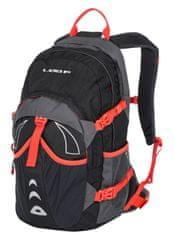 Loap nahrbtnik Topgate 15 Black/Red, črn/rdeč