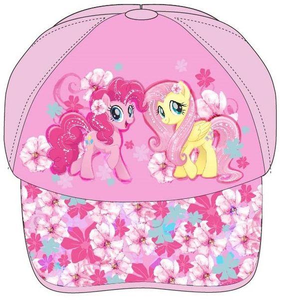 E plus M dívčí kšiltovka My Little Pony 52 růžová