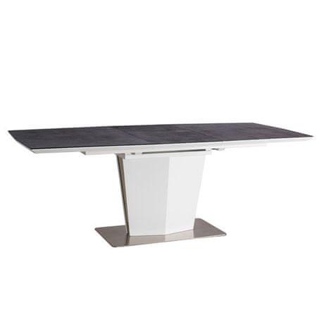 Raztegljiva miza Dorma, 160-210x90x76 cm