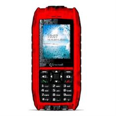 Crosscall GSM telefon Shark V2, rdeč